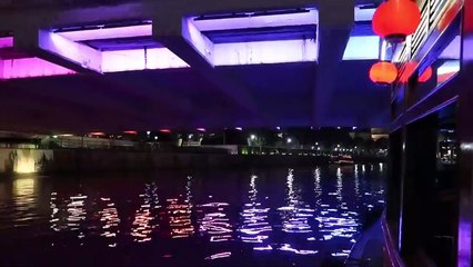 SINGAPORE RIVER NIGHT CRUISE