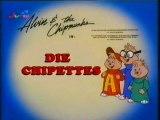 Alvin und die Chipmunks - 03. Chipmunk Ufo / Die Chipettes
