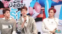 "[Vietnam Sub] Press Conference ""2018 LOVEBYCHANCE FANMEET IN BANGKOK"" 181216 Saint & Perth"