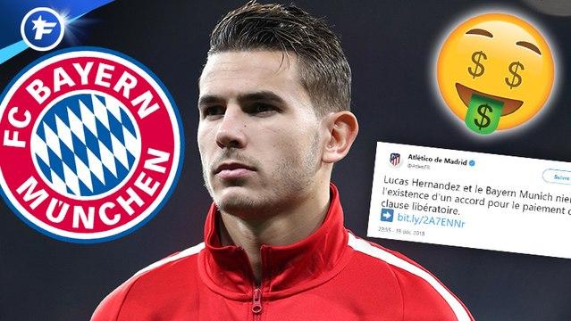 Manchester United fixe le montant de son enveloppe mercato, pourquoi le Bayern Munich veut recruter Lucas Hernandez