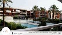 A vendre - Appartement - Villeneuve loubet (06270) - 2 pièces - 43m²