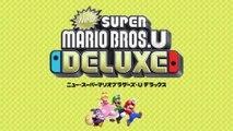 New Super Mario Bros. U Deluxe - Bande-annonce japonaise