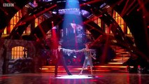Joe Sugg - Dianne Buswell Argentine Tango to 'Red Right Hand' by Nick Cave - BBC Strictly 2018