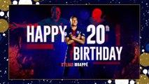 Calendrier de l'Avent - Jour 20 : Kylian Mbappé