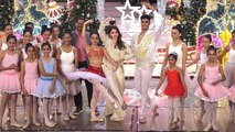 Soha Ali Khan learning Ballet Dance moves at Pre Christmas event; Watch Video | FilmiBeat