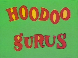 Hoodoo Gurus - Like, Wow - Wipeout!