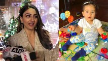 Soha Ali Khan reveals special plan with daughter Inaya Naumi to celebrate Christmas | Boldsky