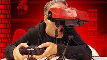 Así era Virtual Boy - Consolas fracasadas en Hardwageddon