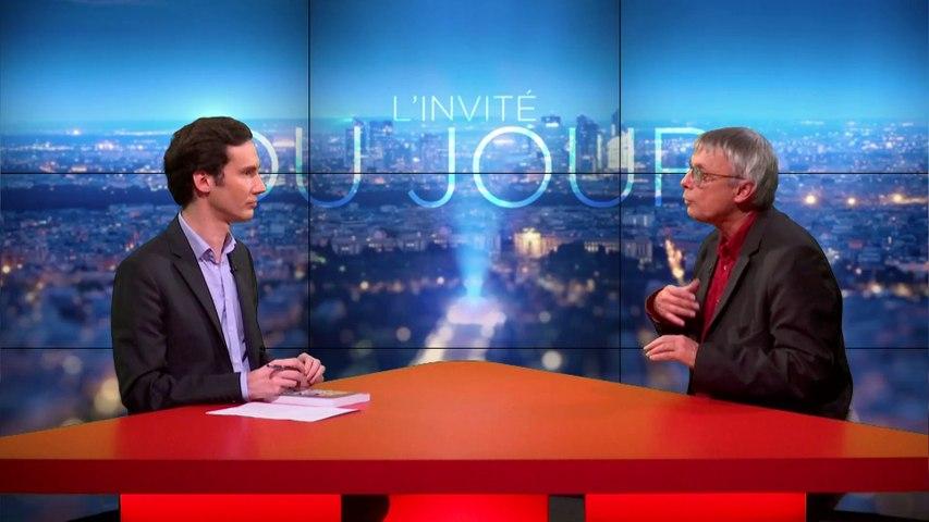 """Pierre Cassin présente son ouvrage """"Et la gauche devint la putain de l'islam"""" (extrait zoom)"""