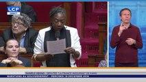 """Danièle Obono place le mot """"bolos"""" à l'Assemblée Nationale"""