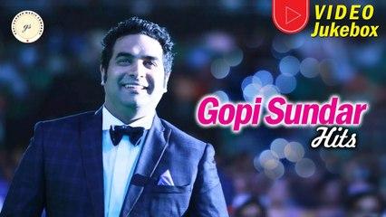Gopi Sundar Hits Video Jukebox  | Best Songs From Gopi Sundar