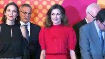 La reina Letizia entrega los Premios Nacionales de la Industria de la Moda 2018