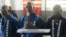 Sport: Nanbudo finale amateur et élite, les mots du président de la fédération ivoirienne