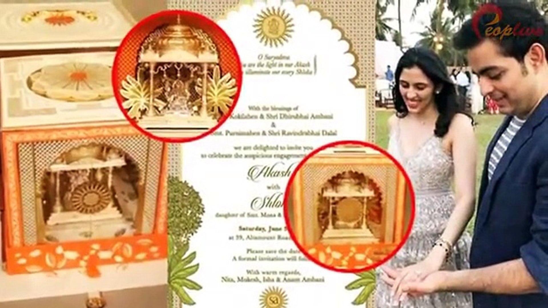 Mukesh Ambani Daughter Wedding The Most Expensive Wedding Ceremony Of Isha Ambani