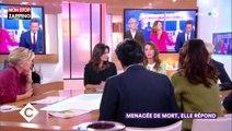 """Charlie Hebdo : Zineb El Rhazoui revient sur son calvaire dans """"C à vous"""" (vidéo)"""