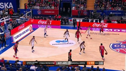 EuroLeague 2018-19 Highlights Regular Season Round 14 video: CSKA 102-84 Efes