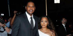 Watch! La La Anthony Gushes Over Engagement After Reconciling With Husband Carmelo