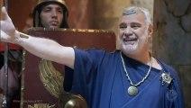 Pilatos dá início a torneio de gladiadores