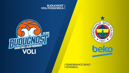 EuroLeague 2018-19 Highlights Regular Season Round 14 video: Buducnost 65-89 Fenerbahce