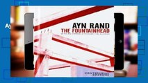 Ayn Rand best books of 2018 The Fountainhead