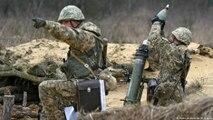 صدمات نفسية رهيبة لدى جنود جراء حرب شرق أوكرانيا