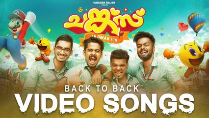 Chunkzz Back to Back Video Songs | Gopi Sundar | Omar Lulu | Honey Rose