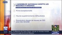 """Laurent Neumann: Emmanuel Macron """"refait de la politique"""""""