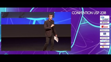 Convention USF 2018 - Conférence de Raphaël Enthoven