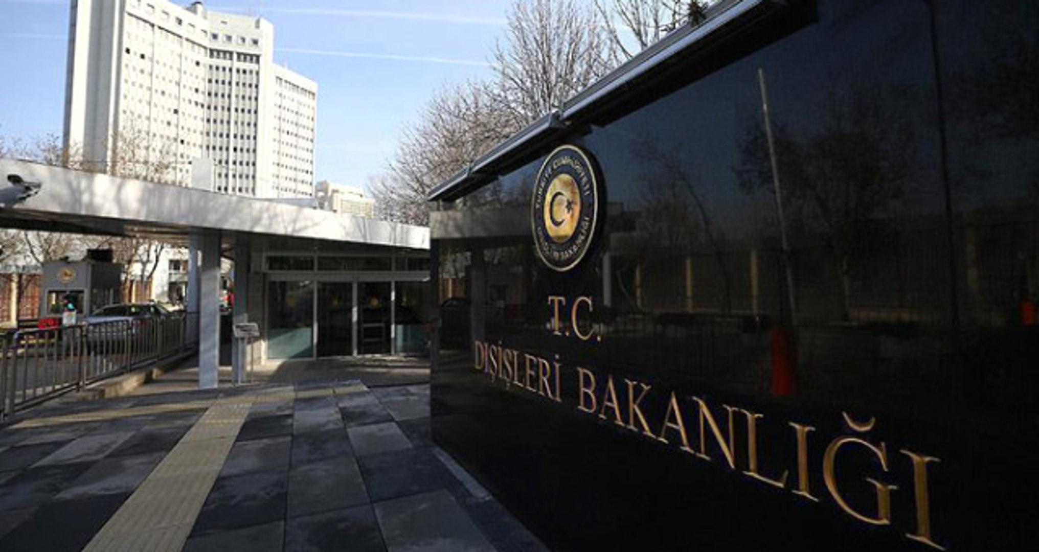 Son Dakika! Dışişleri Bakanlığından TRT Haber Ekibi Hakkında Açıklama: Araştırılıyor