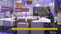 """Bruno Solo : """"J'adorerais devenir le monsieur Histoire de France 5"""""""