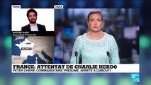 """Arrestation de Peter Chérif : """"Pour le moment, rien ne le lie à l'attentat de Charlie hebdo"""""""