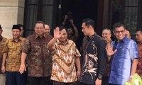Membahas Pertemuan Prabowo-SBY Jelang Pilpres & Pileg 2019 [1]