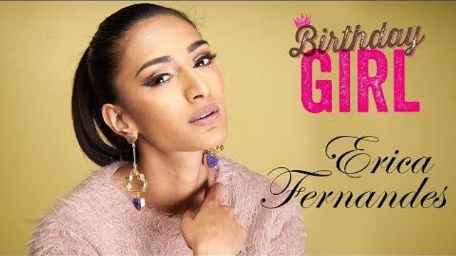Happy Birthday Erica Fernandes