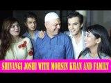 Shivangi Joshi enjoys Iftar party with Mohsin Khan and family