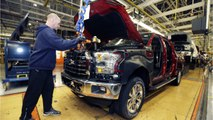 Ford Recalls 410,000 Pickup Trucks After Reports Of Fires