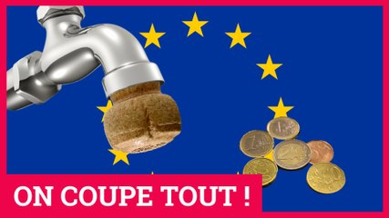 La BCE ferme les robinets