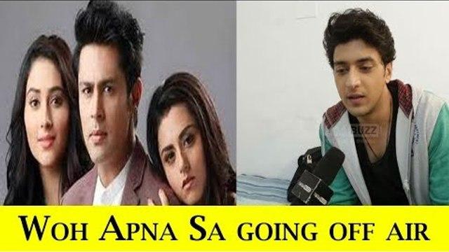 IWMBuzz: Kinshuk Vaidya talks about Woh Apna Sa going off air