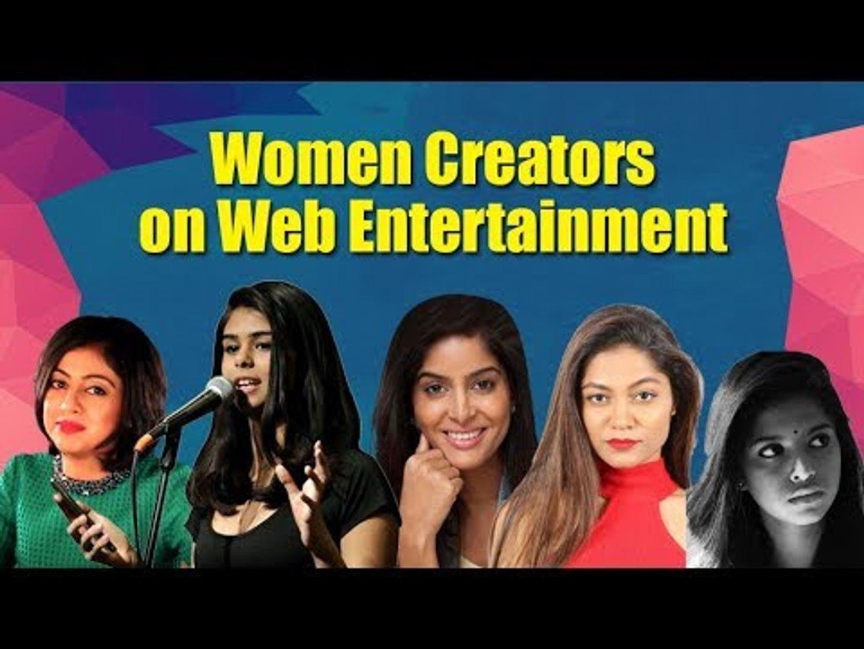 Women Power in Web Entertainment : India Web Fest