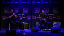 Concert A L'improviste, avec Jean-Luc Cappozzo, trompette et Emmanuel Codjia, guitare