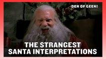 The Strangest Santa Interpretations