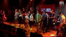 Kids United Nouvelle Génération - J'veux du Soleil (Live) - Le Grand Studio RTL