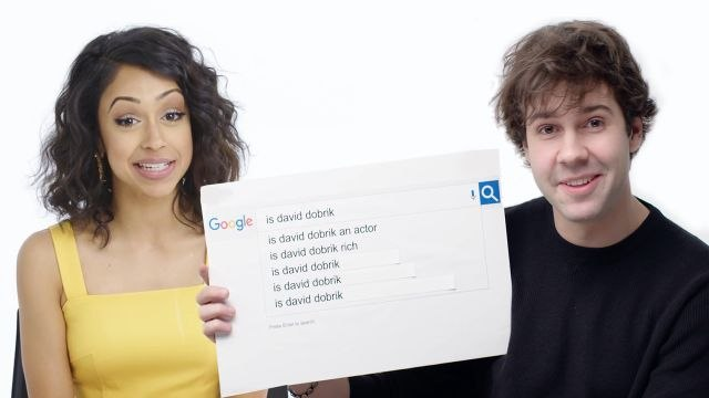 Best WIRED Autocomplete Moments of 2018 Feat. Liza Koshy, David Dobrik, The Try Guys & More
