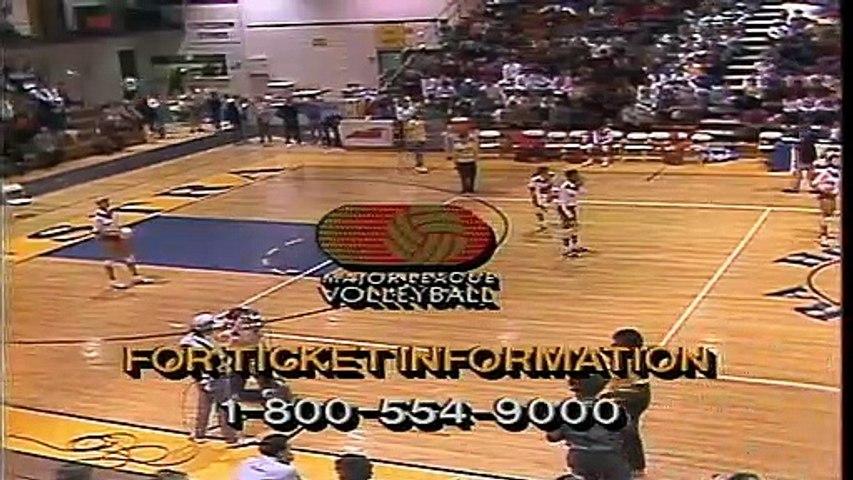 New York v  LA Volleyball