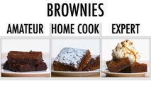4 Levels of Brownies: Amateur to Food Scientist