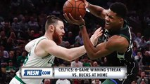 Celtics vs. Bucks preview: C's look to extend home win streak vs. Milwaukee
