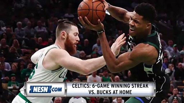 Celtics vs. Bucks preview: C's look to extend home win streak vs. Milwaukee