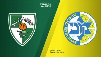 EuroLeague 2018-19 Highlights Regular Season Round 14 video: Zalgiris 80-73 Maccabi