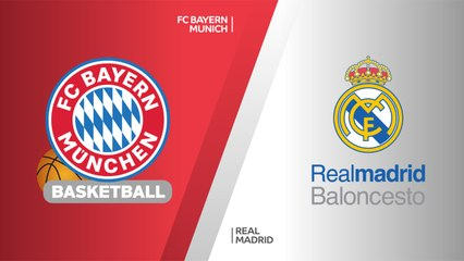 EuroLeague 2018-19 Highlights Regular Season Round 14 video: Bayern 72-82 Madrid