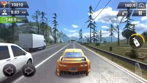 Racing Traffic Car Speed - Rain Highway - High Speed Car Games - Android Gameplay FHD #2