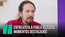 """Entrevista a Pablo Iglesias: """"El siguiente desafío es demostrar que podemos gobernar de manera sensata"""""""